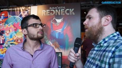 Immortal Redneck - Enrique Paños Montoya Interview
