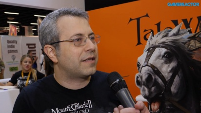 Mount & Blade II: Bannerlord - Armagan Yavuz Interview