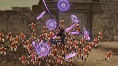 Fire Emblem Warriors - DLC Pack #3 - Tharja
