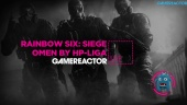 Livestream replay: Rainbow Six: Siege - OMEN by HP League
