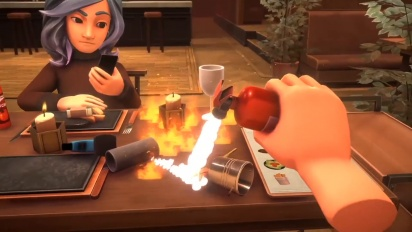 Table Manners - Steam Announcement
