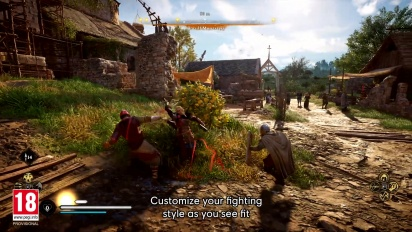 Assassin's Creed Valhalla - Gameplay Overview