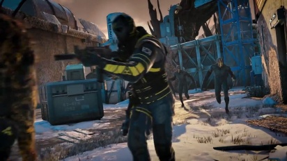 Rainbow Six: Extraction - Official Gameplay Overview Trailer