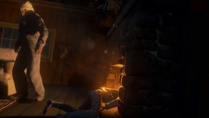 Friday the 13th: The Game - PAX West 2016 Trailer