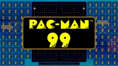 Pac-Man 99 - Announcement Trailer