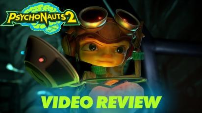 Psychonauts 2 - Video Review