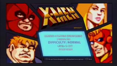 X-Men Arcade  - Debut Trailer