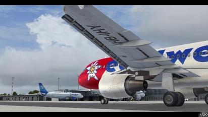Flight Simulator X - Mega Airport Berlin-Brandenburg BER Opening Trailer