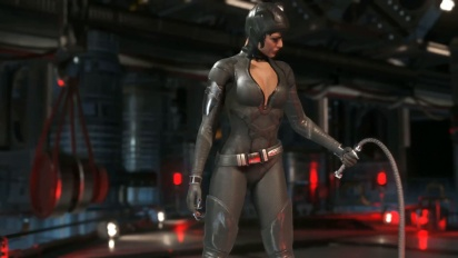 Injustice 2 - Introducing Catwoman