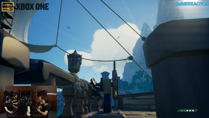 Sea of Thieves - Four Player Livestream Replay #2