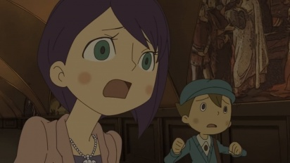 Layton: Pandora's Box - Mobile Trailer