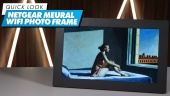 Netgear Mueral WiFi Photo Frame - Quick Look