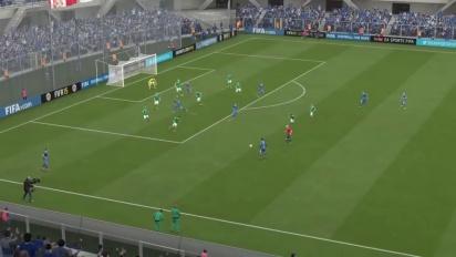 FIFA 15 - Best Goals of the Week Round 16