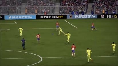 FIFA 15 - Best Goals of the Week Round 12