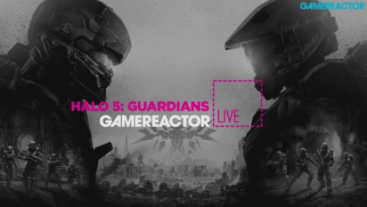 Halo 5: Guardians - Pre-Launch Single Player Livestream Replay