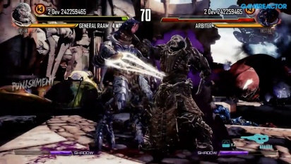 Killer Instinct - General Raam Gameplay