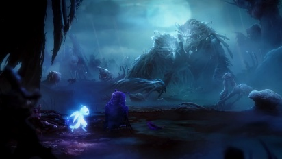 Ori and the Will of the Wisps - E3 2017 Teaser Trailer