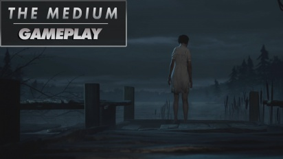 The Medium - Gameplay