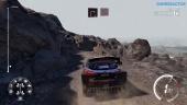 WRC 9 - Nintendo Switch Rally Argentina Gameplay