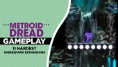 Metroid Dread: Top 11 Hardest Speed Booster Shinespark Expansions