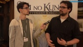 Ni no Kuni II: Revenant Kingdom - Pierre Tartaix Interview
