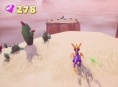 Spyro: Reignited Trilogy - Dry Canyon Gameplay