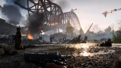 Battlefield V - Xbox One X Enhanced Trailer