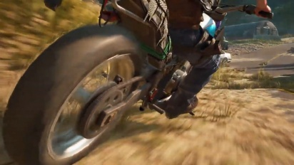 Days Gone - Pre-Order Announce Video