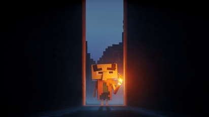 Minecraft Dungeons - Opening Cinematic
