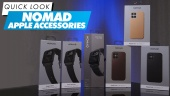 NOMAD iPhone 12 / Apple Watch Accessories - Quick Look