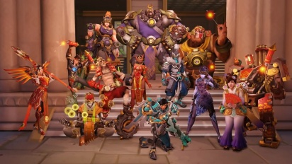 Overwatch - Seasonal Event: Lunar New Year 2018