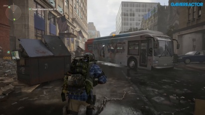 The Division 2 - From New York to Washington D.C. (Content Marketing#1)