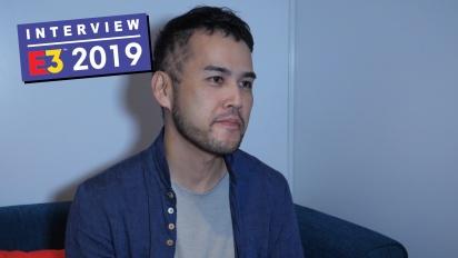 Daemon X Machina - Kenichiro Tsukuda Interview