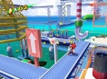Super Mario Sunshine on Nintendo Switch: Ricco Harbor Gameplay