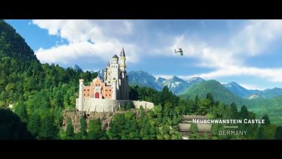 Microsoft Flight Simulator - World Update 6 Trailer