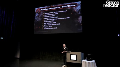 Paradox Convention 2013 - Press Conference