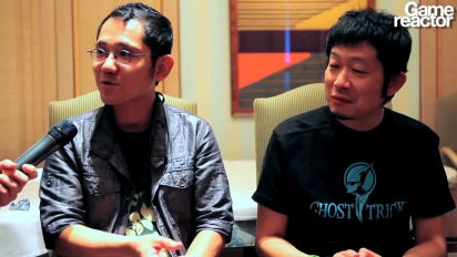 TGS 10: Ghost Trick interview