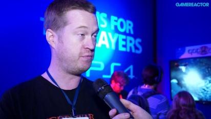 God of War III Remastered - Europæisk Producer Interview