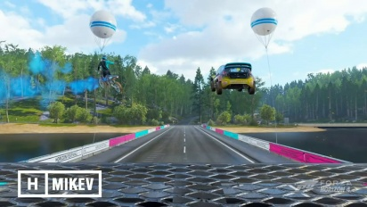 Forza Horizon 4 - Update 7 Live Stream