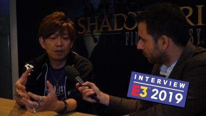 Final Fantasy XIV: Shadowbringers - Naoki Yoshida Interview