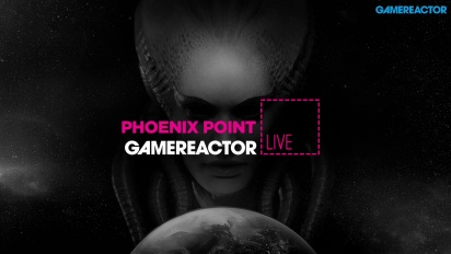 Phoenix Point - Launch Livestream Replay