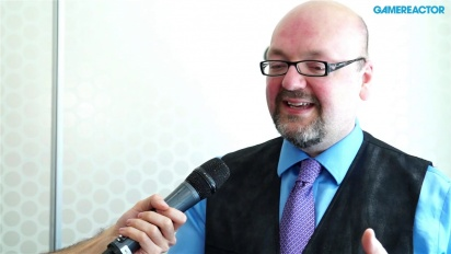 BioWare - Senior Writer David Gaider Gamelab 2015 Interview