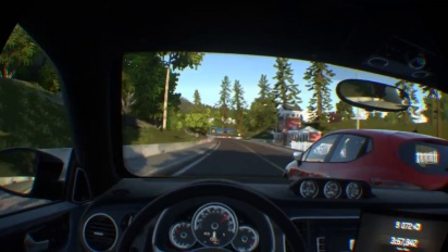 Driveclub VR - Standard PS4 Gameplay