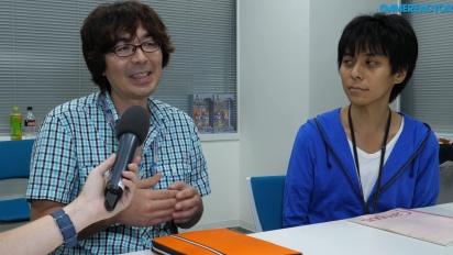 Sonic Forces - Morio Kishimoto & Hiroshi Takunaga Interview