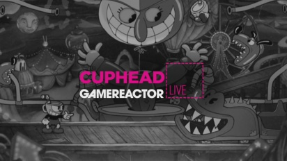 Cuphead - Livestream Replay