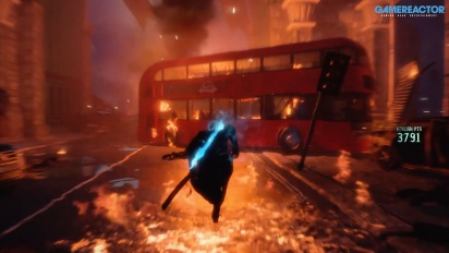 Devil May Cry 5: Special Edition - Vergil Gameplay Mission 1