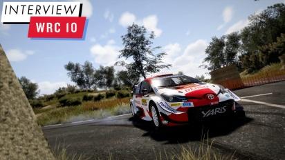 WRC 10 - Alain Jarniou Interview