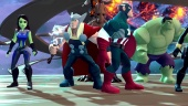 Disney Infinity 2.0 - Toy Box Heroes Trailer