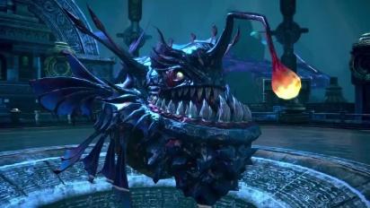 Tera: Fate of Arun - Bathysmal Rise Dungeon Preview Trailer