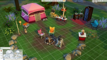 The Sims 4 - Outdoor Retreat DLC Trailer